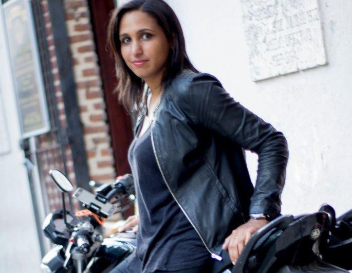 Elliz Clothing Founder Elisa Feliz