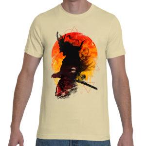 Elliz Clothing Samurai Warrior T-shirt