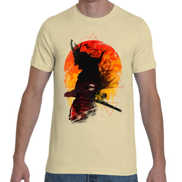 Elliz Clothing Samurai Warrior T-shirt