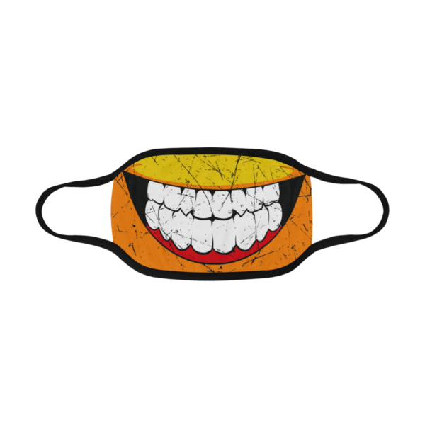 Elliz Clothing Smile Face Mask Corona Virus Protection