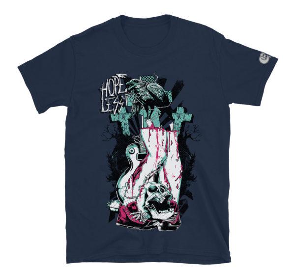 Hopeless Zombie Unisex Graphic T-shirt