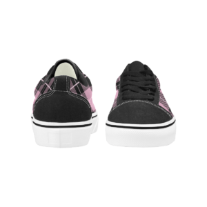 Pinklicious Low Top Old School Skater Shoes