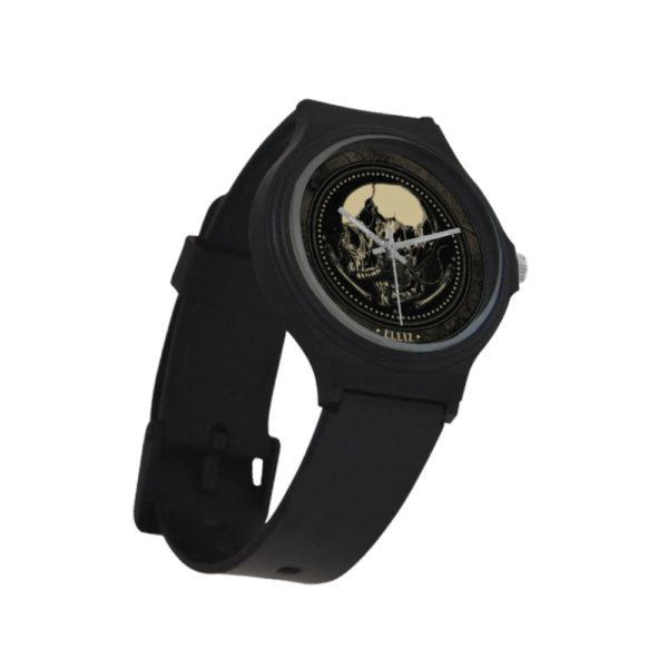Elli Clothing Skull Warrior Plastic Watch