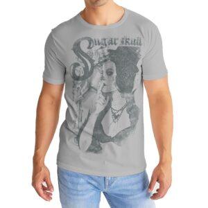 Camiseta Catrina para hombre Dia de los Muertos