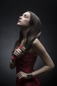 Jen Janet knife