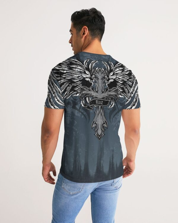 Elliz Clothing Renegade Tattoo Style Graphic T-shirt