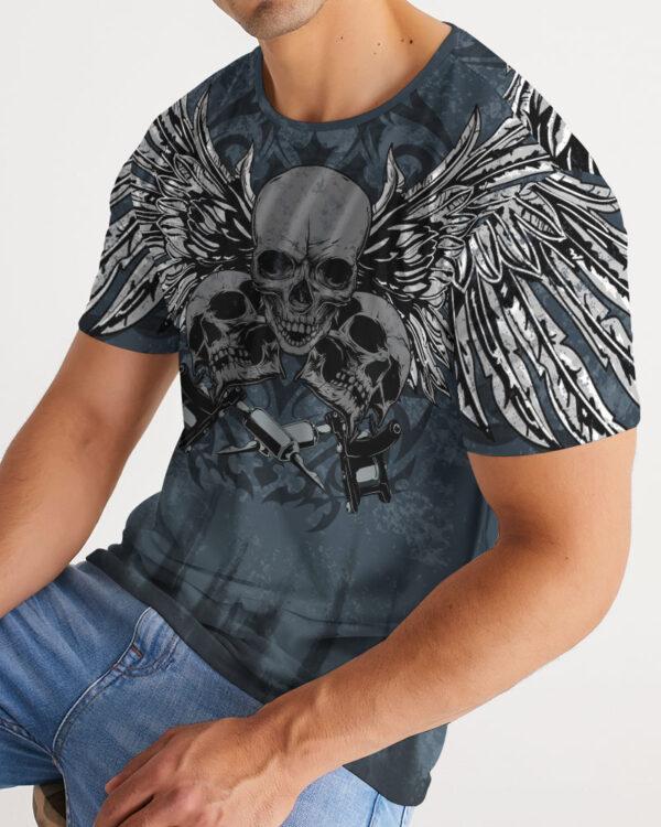 Elliz Clothing Renegade Tattoo Style Graphic T-shirt