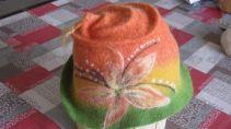 huopahattu ohje, miten huovutetaan hatun