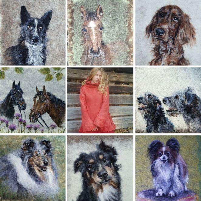 huopataulu, lahja koiran omistajalle, koiran taulu, koira, lahja, uniikki lahja