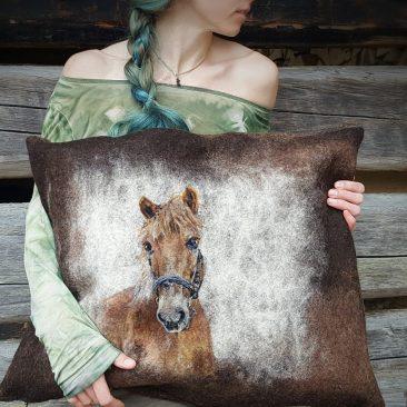 tyyny hevonen, suomenhevonen kuva