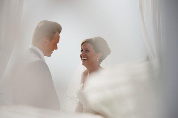 ellwed BenWyattPhotography-43 Blush and Gold Luxury Chic Santorini Wedding