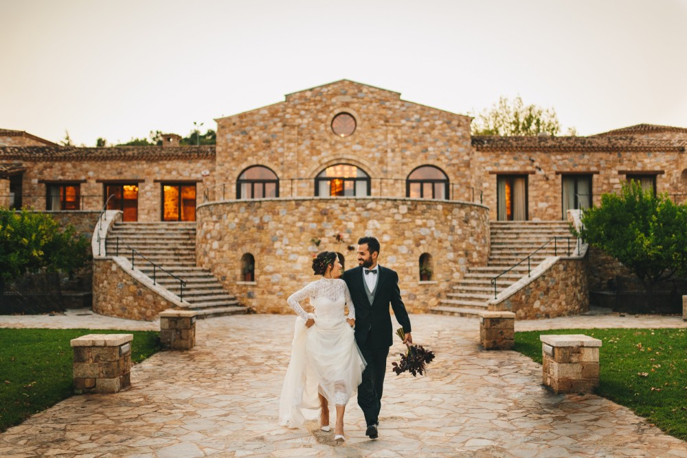 ellwed George_Liopetas_for_Ellwed_02 Luxury Autumn Manor Wedding from Athenian Countryside