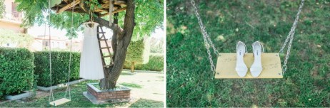 ellwed Anna_Matthieu_mirror_a2_low Colorful Country Wedding in the Greek Village of Elateia