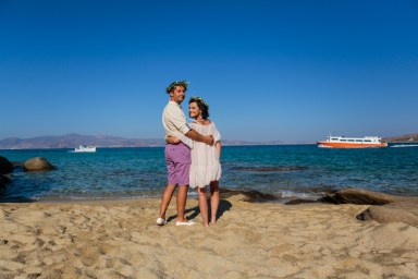 ellwed Stefan-Fekete-Photography-Mihaela-and-Andrei-Elopment-Naxos-Greece-023 Simple Down to Earth Elopement in Naxos