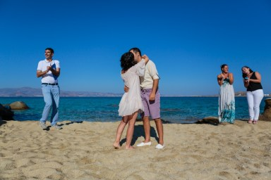 ellwed Stefan-Fekete-Photography-Mihaela-and-Andrei-Elopment-Naxos-Greece-036 Simple Down to Earth Elopement in Naxos