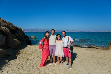 ellwed Stefan-Fekete-Photography-Mihaela-and-Andrei-Elopment-Naxos-Greece-037 Simple Down to Earth Elopement in Naxos