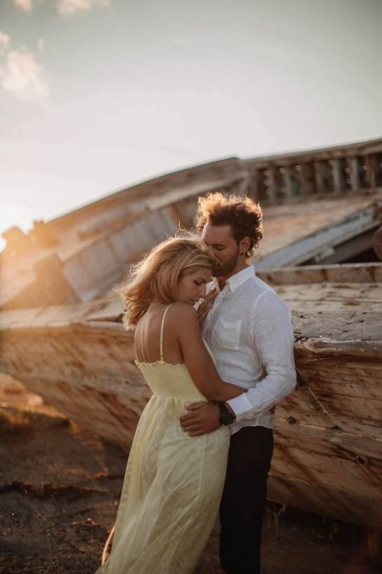 ellwed engagementinCrete-Greece-171 Wild and Intimate Engagement Session in Crete