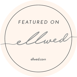 Ellwed Magazine Featured Badge