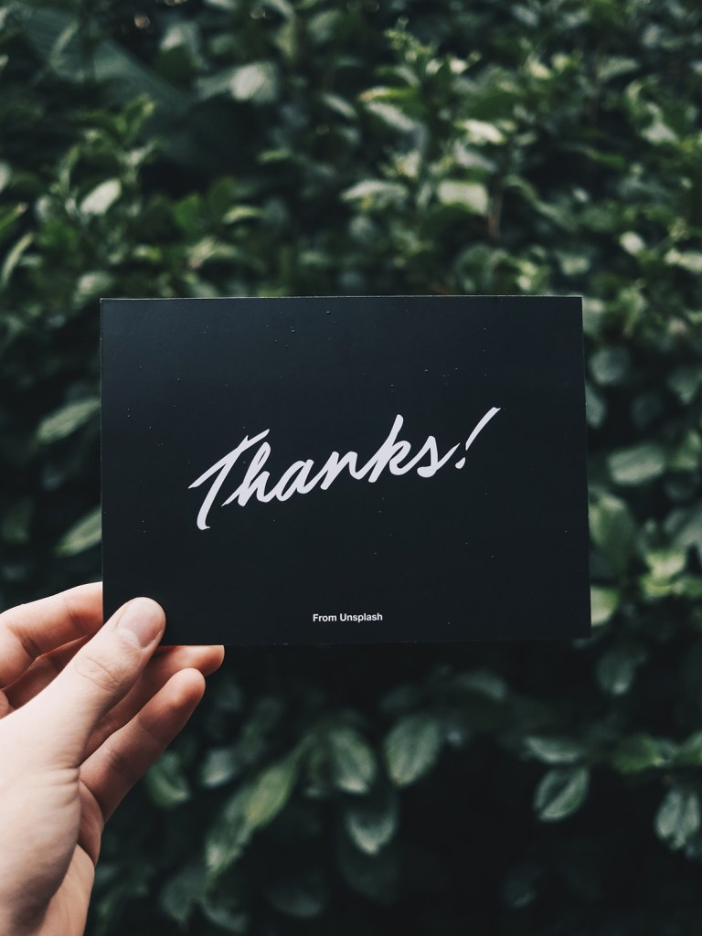 Thank you cards Destination Bridal Shower