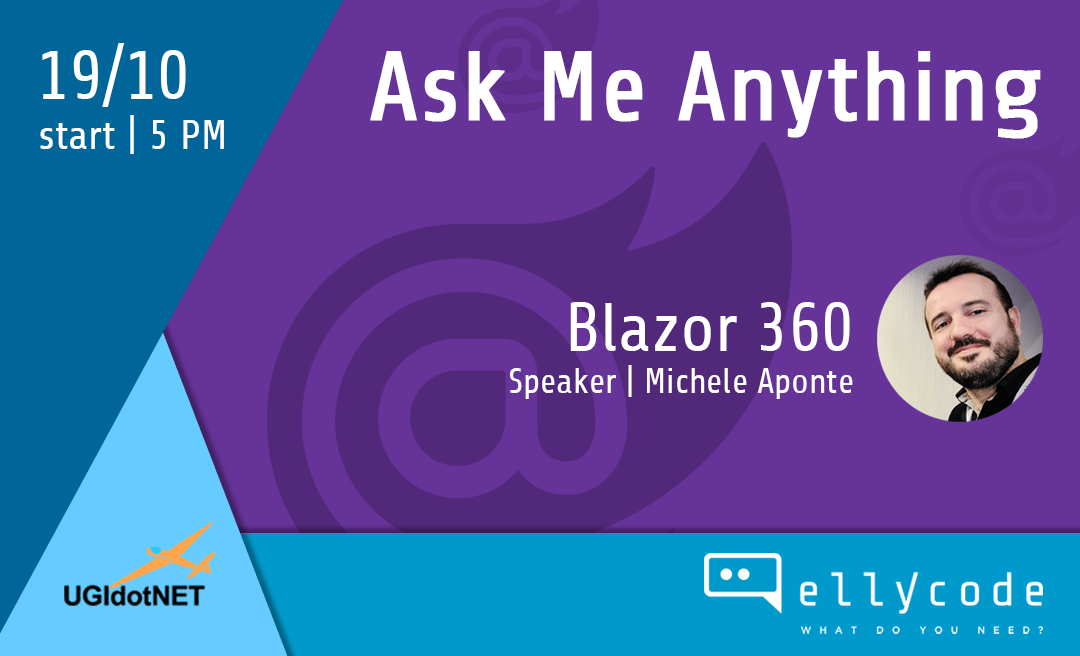 Blazor at the Ask Me Anything