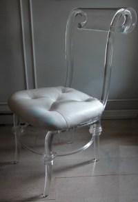 cheap lucite furniture  Caribbean Living Blog