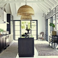 Eat In Kitchen Tables Aid Pans Interior Design Black Window Frames – Caribbean Living Blog