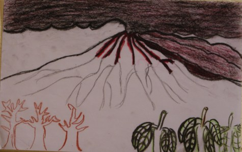 Drawing by Agus from Tangkil