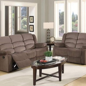 five seater recliner sofa set beige