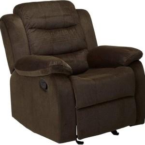 brown recliner seat - single