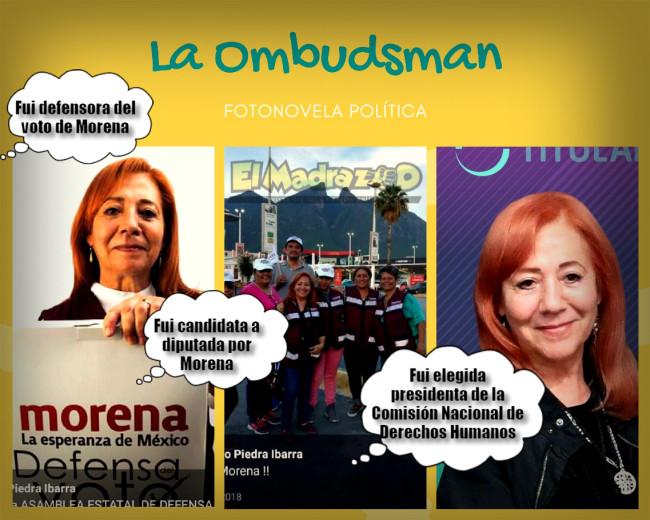 La ombudsman
