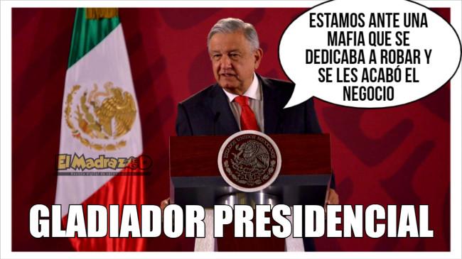 Gladiador Presidencial