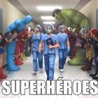 superhéroes de verdad