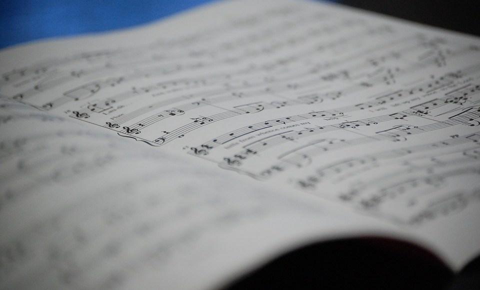 التدوين الموسيقي
