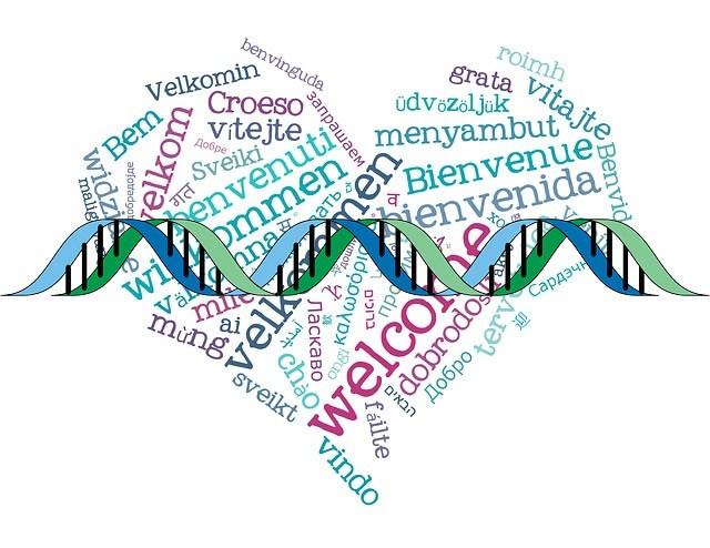 اللغة وعلم الجينات