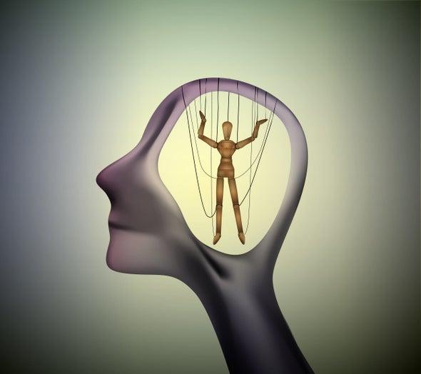علم الأعصاب مفهوم الإرادة الحرة