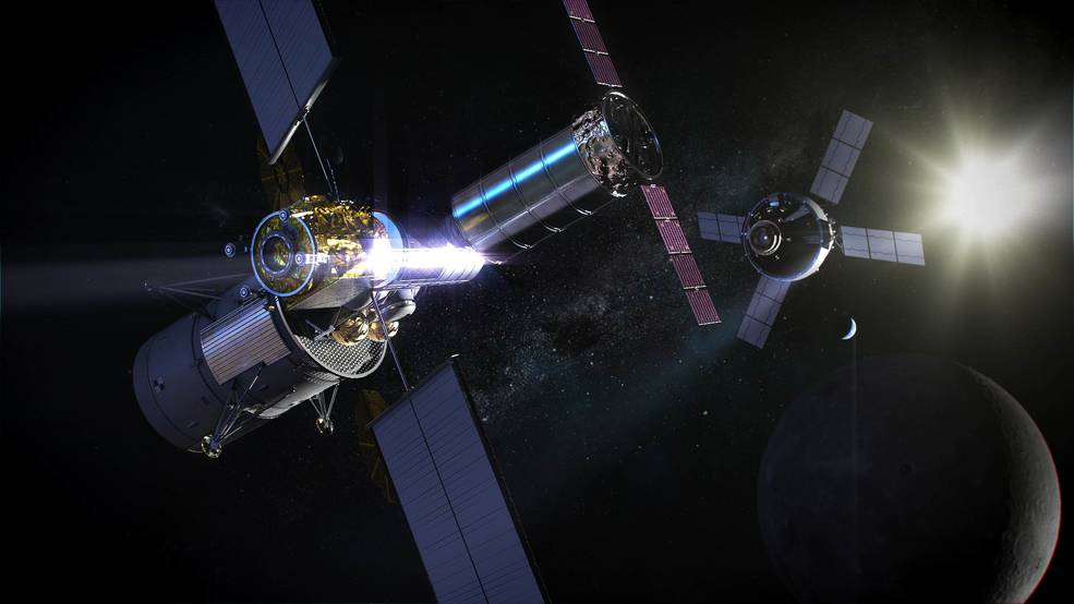 Lunar Orbital Platform Gateway