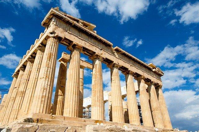 نشأة الحضارة اليونانية الحضارة المصرية