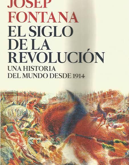"""غلاف الكتاب """"قرن الثورة"""""""
