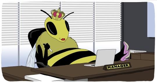 متلازمة ملكة النحل
