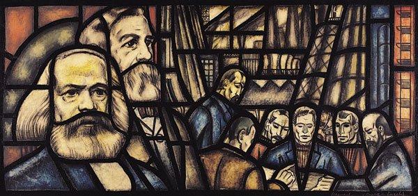 الدين أفيون الشعوب كارل ماركس