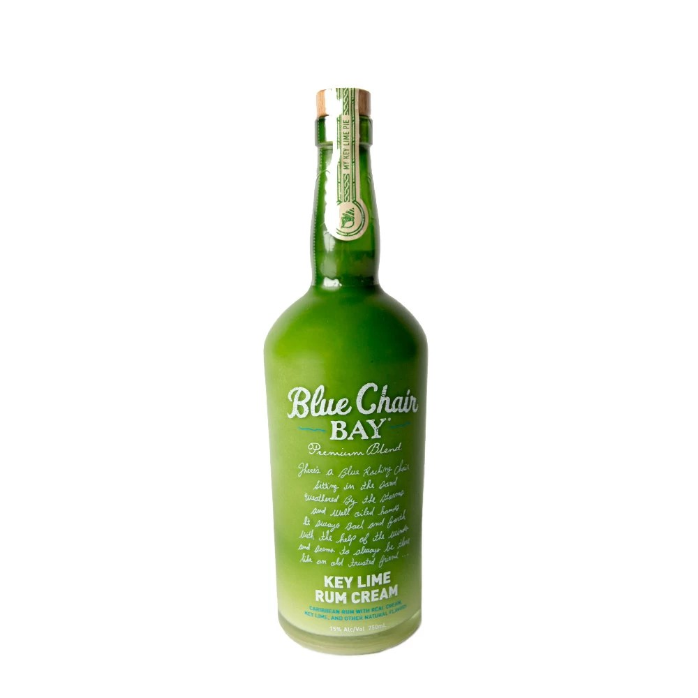 Blue Chair Bay Rum Blue Chair Bay Key Lime Rum Cream 750ml