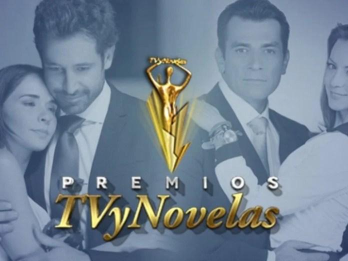 Resultado de imagen de Premios TvyNovelas 2020