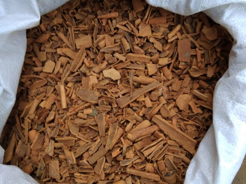 The price of broken cassia in Vietnam is cheaper than Indonesian Cassia KBBC, KABC. Quality of Vietnam Cassia KABC is extremly high with SVO 5% minimum