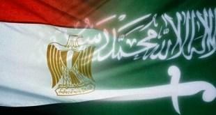 اعلام مصر والسعودية