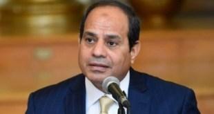 عبد الفتاح السيسي رئيس جمهورية مصر العربية