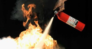 أخطاء شائعة أثناء مكافحة الحرائق