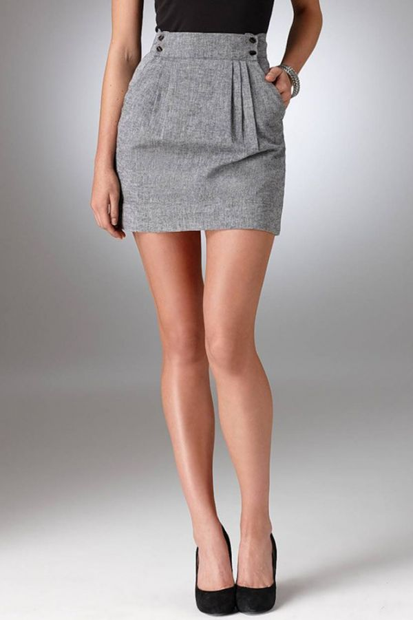 Ideas Para Hacer Faldas De Diferentes Modelos