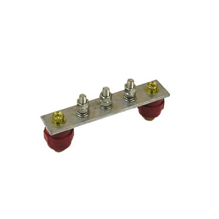 Главная заземляющая шина ГЗШ.02-430.150.3М8-МЛ