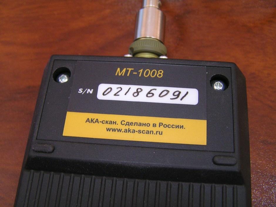 Толщиномер МТ-1008
