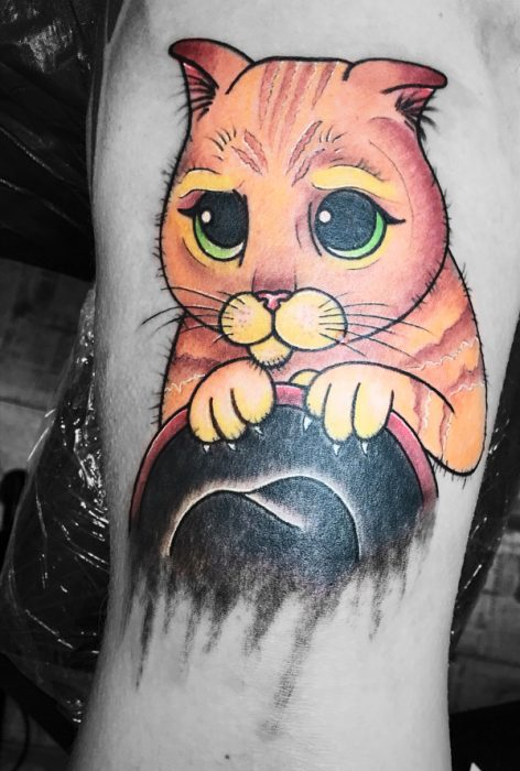 infancia tattoo